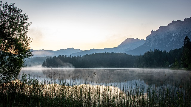 Alpine, Mountains, Lake, Bergsee, Landscape, Nature