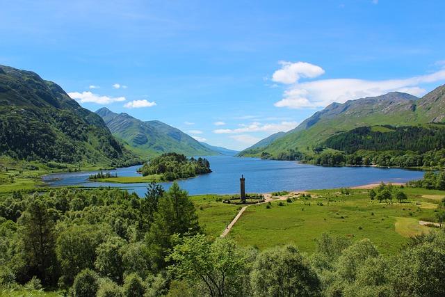 Waters, Nature, Mountain, Lake, Landscape, Sky