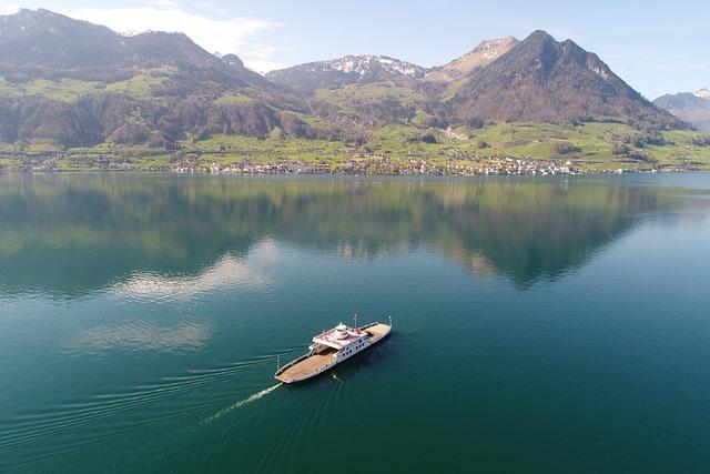 Ferry, Lake Lucerne Region, Lucerne