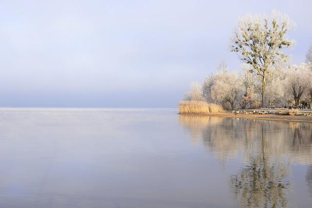 Seascape, Lake, Nature, Bavaria, Chiemsee, Mood, Water