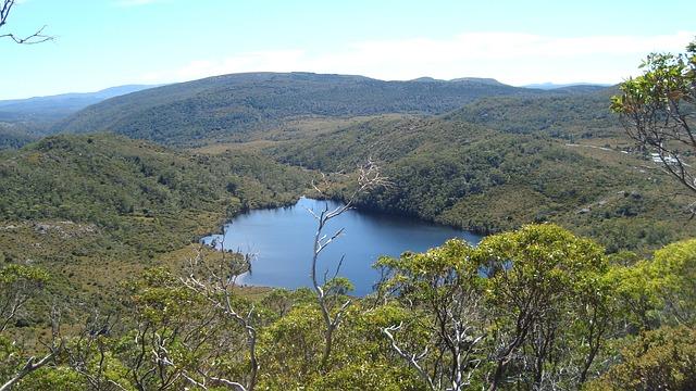 Cradle Mountain, Tasmania, Mountains, Lake, Landscape