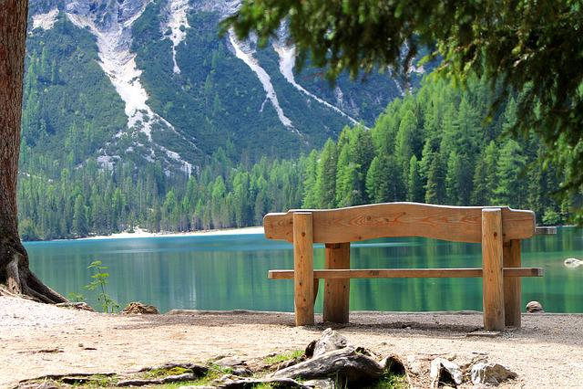 Pragser Wildsee, Lake, Bergsee, South Tyrol, Nature