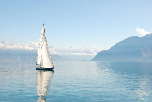 Lake, Boot, Water, Sailing Boat, Sailing Vessel