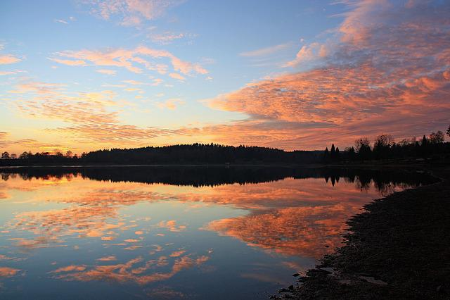 Waters, Reflection, Lake, Nature, Water, Clouds, Sky
