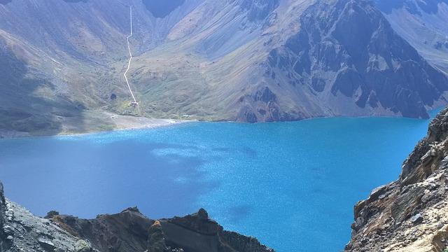 Changbai Mountain, Tianchi, Lake, Lake Monsters