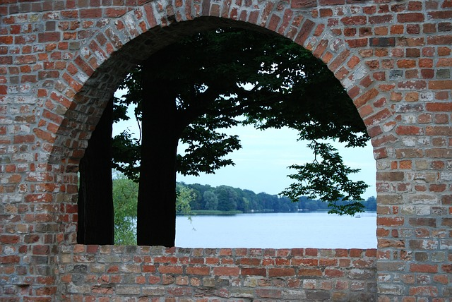 Neuruppin, Lake, Lake View
