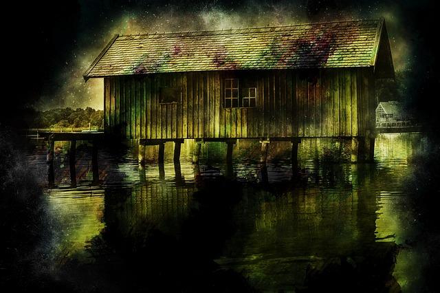 Boat House, Web, Lake, Bavaria, Water, Waters, Jetty