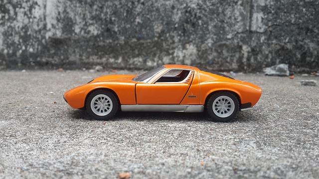 Lamborghini, Miura, Car, Classic