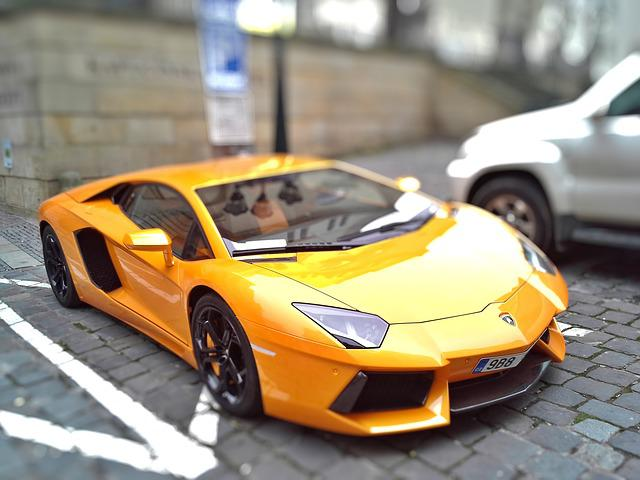 Lamborghini, Brno, Racing Car, Automobiles, Vehicles