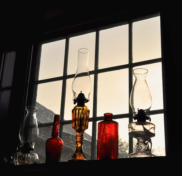 Oil Lanterns, Antique, Lamp, Lantern, Old, Oil