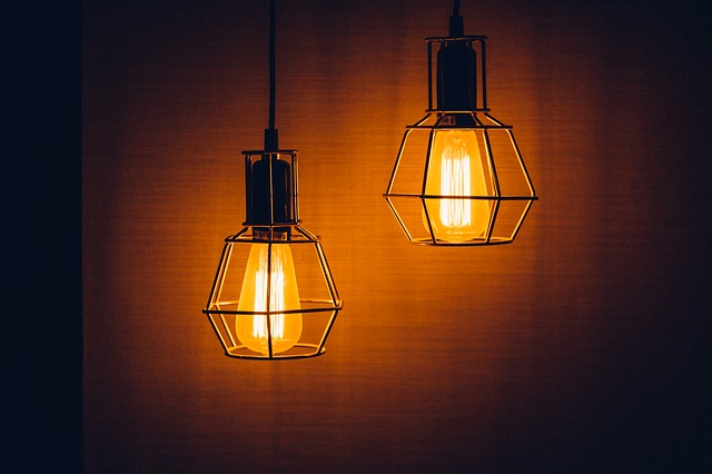 Light, Lamp, Electricity, Power, Design, Electric