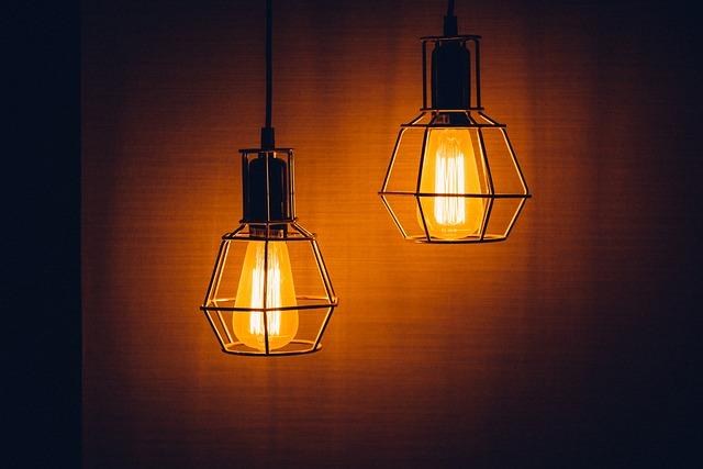 Light, Lamp, Electricity, Power, Design, Electric