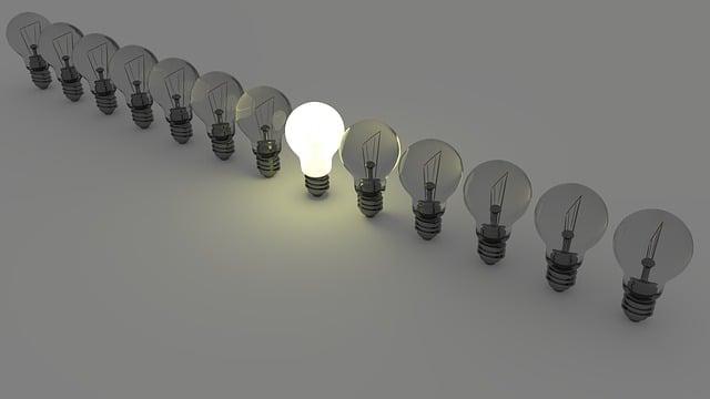 Light Bulbs, Light Bulb, Light, Energy, Lamp, Idea