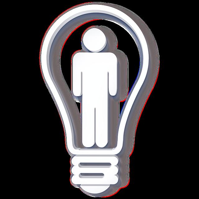 Pear, Lamp, Person, Idea, Thought, Light Bulb, Bulbs