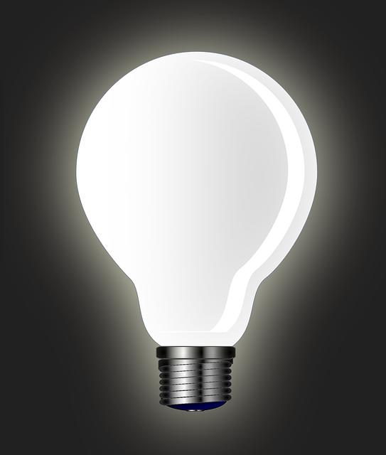 Light, Bulb, Lamp, Electric, Lighting, Domestic