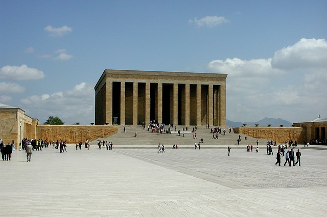 Monument, Ankara, Turkey, City, Architecture, Landmark