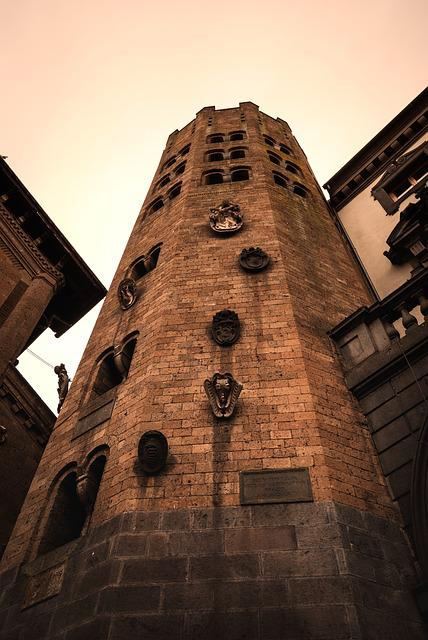 Architecture, Torre, Old, Building, Travel, Landmark