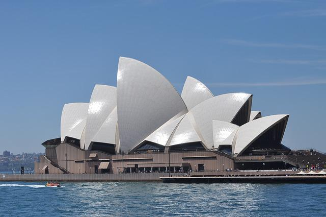 Sydney, Opera House, Australia, Landmark, Harbor
