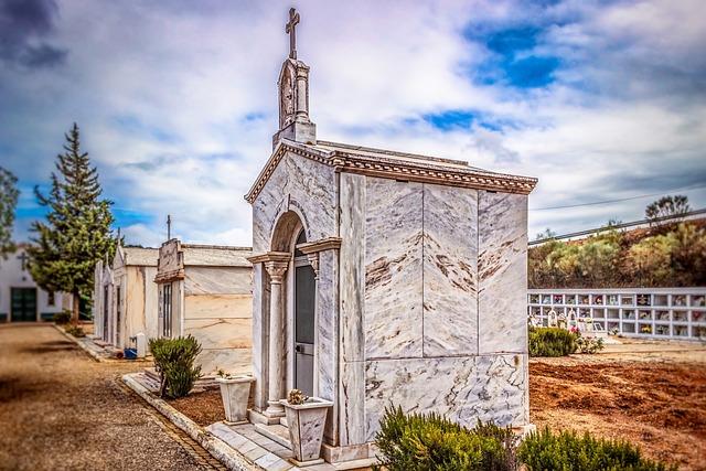 Tomb, Architecture, Cemetery, Landmark