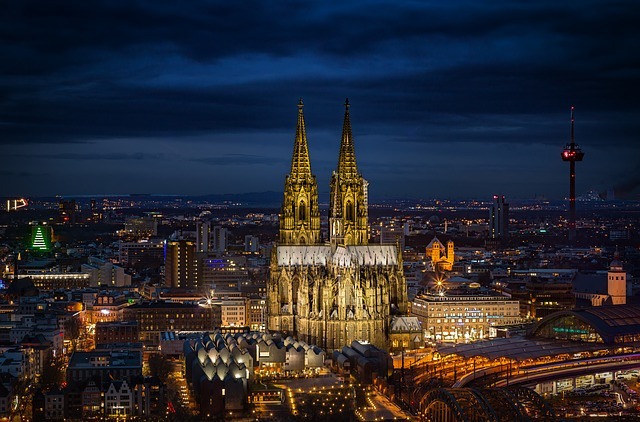 Dom, Cologne Cathedral, Cologne, Landmark, Church