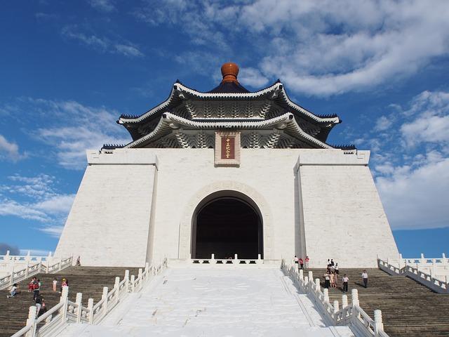 Chiang Kai-shek, Memorial, Taipei, Landmark