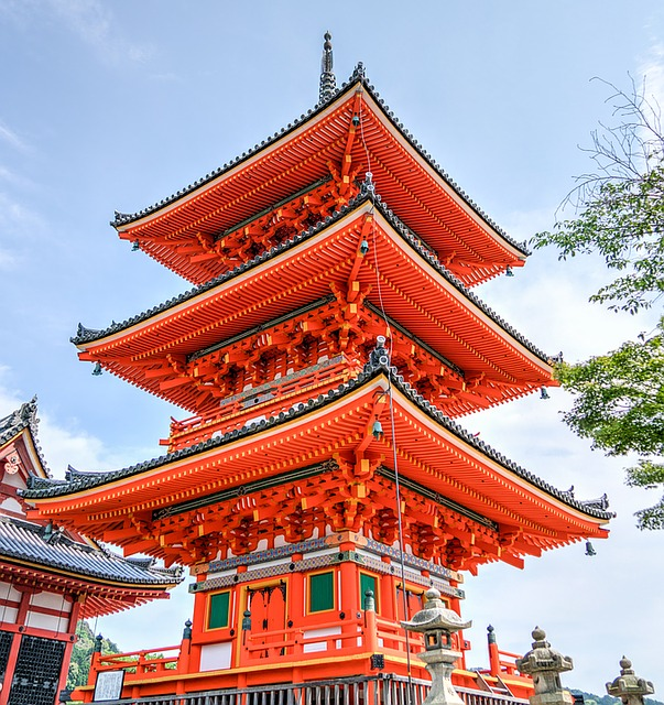 Sensō-ji Temple, Japan, Kyoto, Landmark, Tourism, Asia