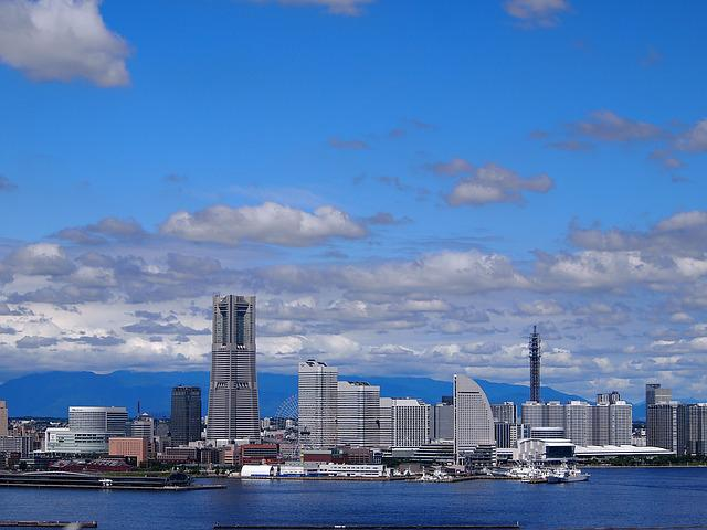 Yokohama, Minato Mirai, Landmark Tower