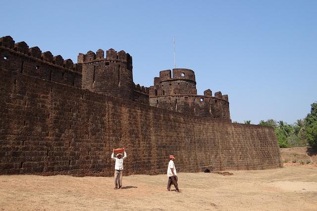Mirjan Fort, Uttar Kannada, India, Landmark, Culture
