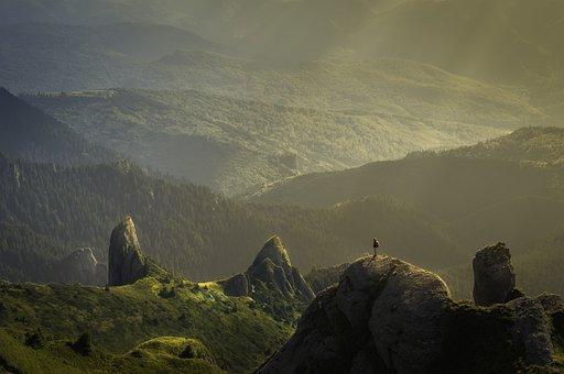 Adventure, Hd Wallpaper, Landscape, Mountain, Nature
