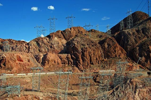 Landscape, Mountain, Nature, Arizona, Desert, Nevada