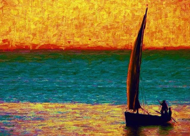 Art, Artist, Landscape, Nature, Beauty, Creative, Paint