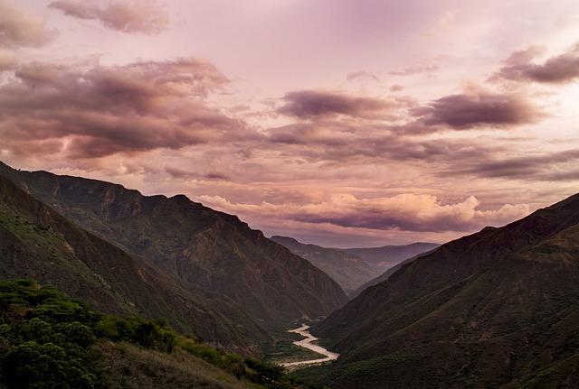 Canyon, Santander, River, Nature, Scenic, Landscape