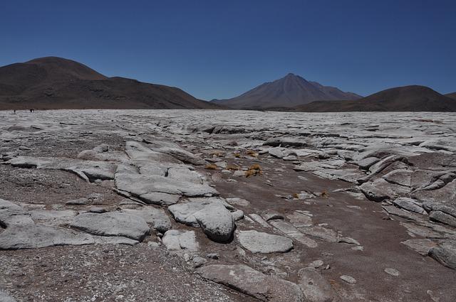 Chile, Landscape, Desert