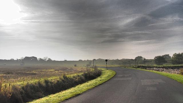 East Frisia, Landscape, Sky, Nature, North Sea, Coast