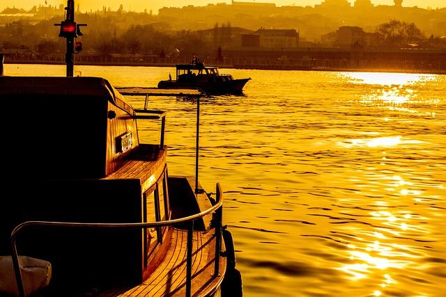 Istanbul, Landscape, Estuary