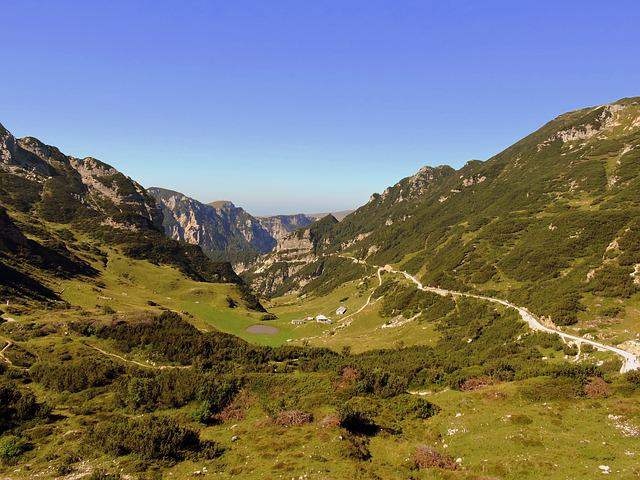 Landscape, Trail, Mountain, Italy, Excursion