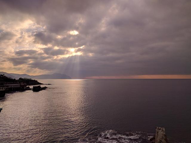 Genoa, Mount Portofino, Priaruggia, Landscape