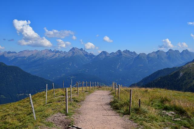 Mountain, Nature, Landscape, Italy, Hiking, Green