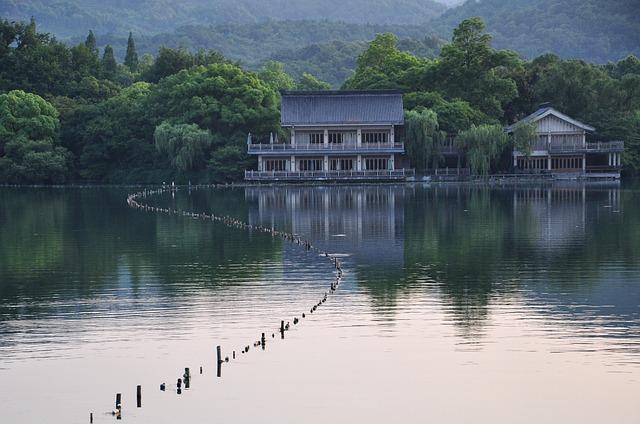 Hangzhou, Landscape, Ancient