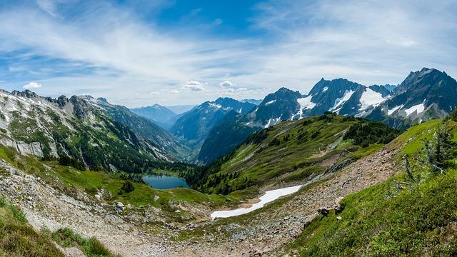 Hill, Landscape, Mountain Peak, Mountains, Nature