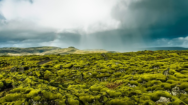 Iceland, Landscape, Scenic, Destinations, Sky, Clouds