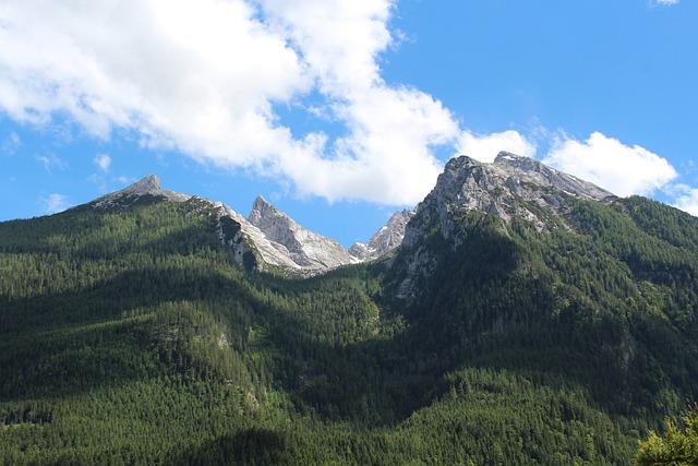 Hintersee, Berchtesgaden, Landscape, Lake