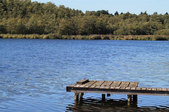 Landscape, Nature Park, Lake, Water Landscape