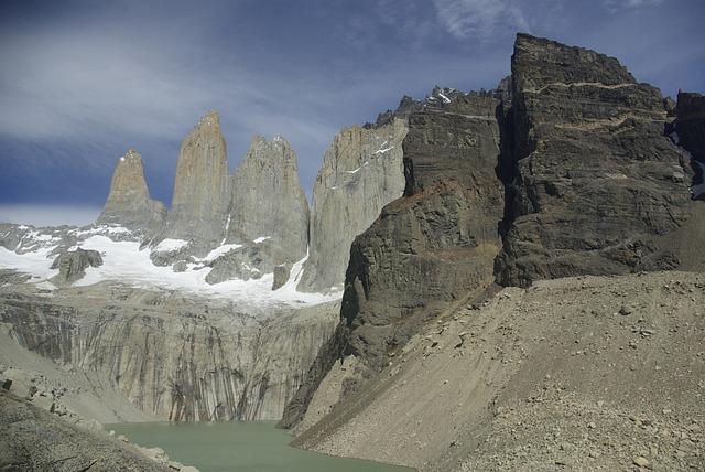 Las Torres, Chile, Paine, Landscape
