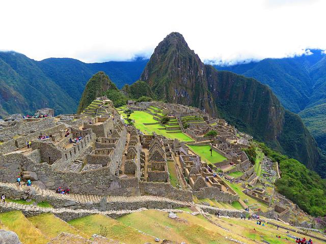 Machu Picchu, Mountain, Peru, Landscape, City