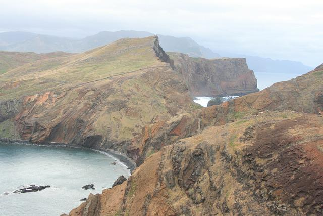 The Coast, Ocean, Landscape, Rocks, Madera, Cove