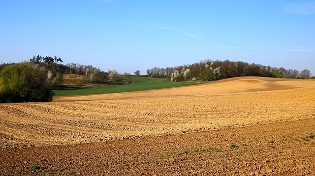 Mati, Nature, Field, Landscape, Sky, Rural District