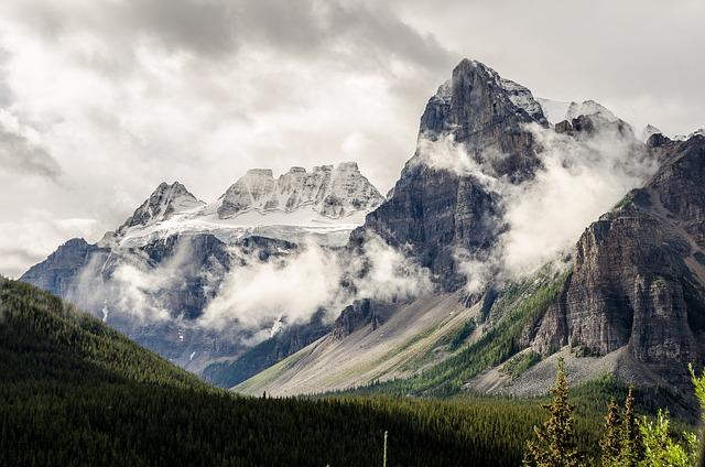Landscape, Mountain, Mountain Peak, Nature, Outdoors