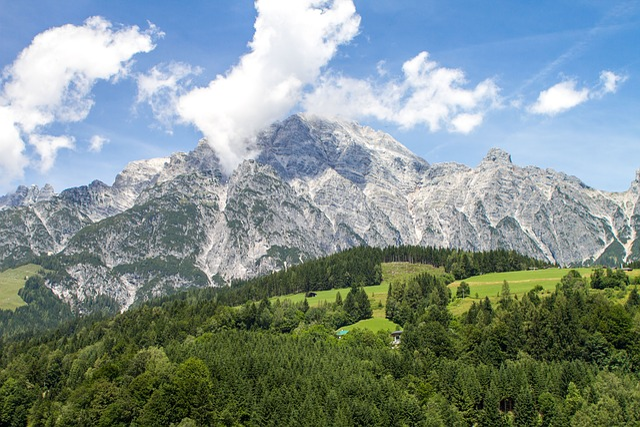 Mountains, Salzburg, Freedom, Landscape, Summit