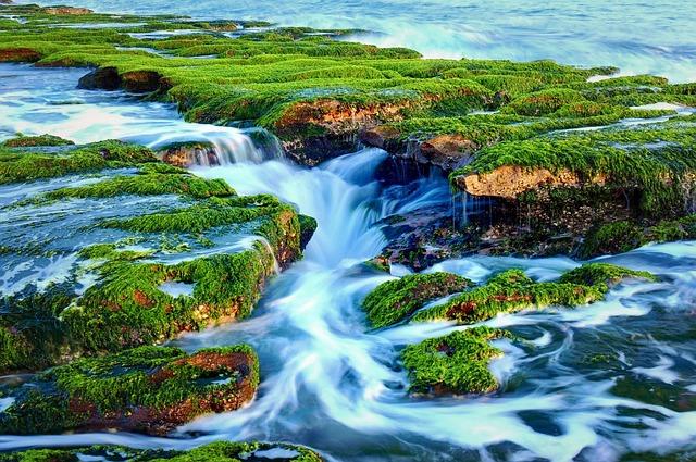 Waters, Nature, Landscape, Tourism, River, Laomei